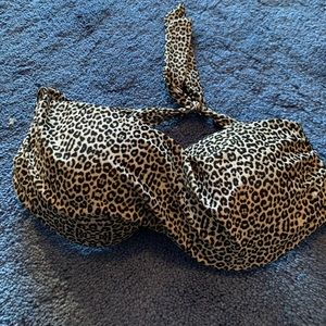 Hot Water Strapless Bathing suit top